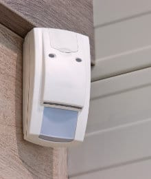 bewegingsdetector alarmsysteem woning