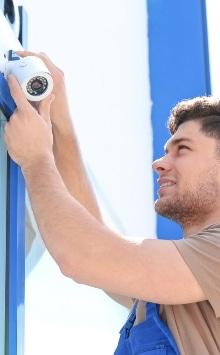 camerasysteem installeren