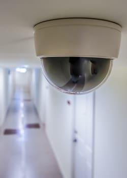 digitale beveiligingscamera